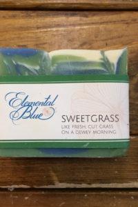 Sweetgrass Handmade Soap