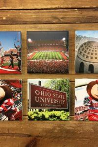 OSU Ceramic Coaster