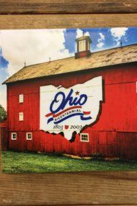Ohio Ceramic Coaster